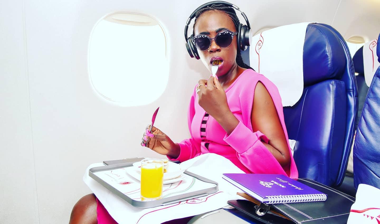 Kenyan star Akothee (Photo: Akothee/Facebook)
